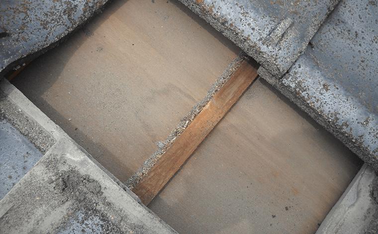 雨漏れ補修
